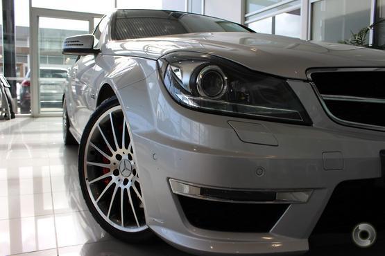 2013 Mercedes-Benz C 63