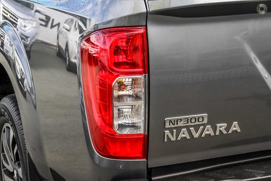 2016 Nissan Navara ST