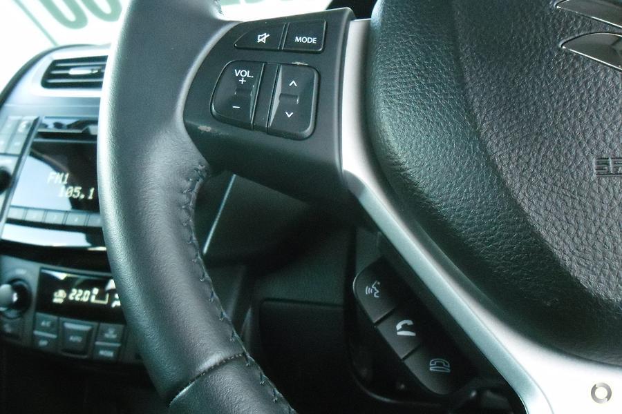 2012 Suzuki Swift GLX FZ