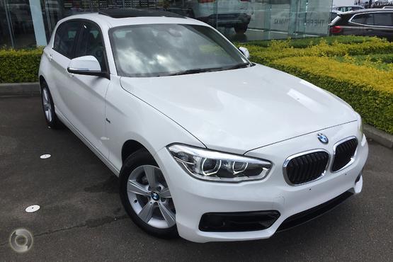 2018 BMW 118 i Sport Line