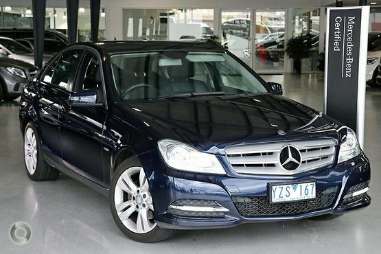 2012 Mercedes-Benz C 200 BLUEEFFICIENCY