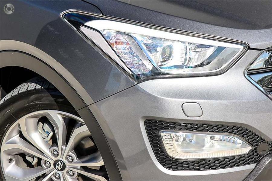 2012 Hyundai Santa Fe Highlander DM