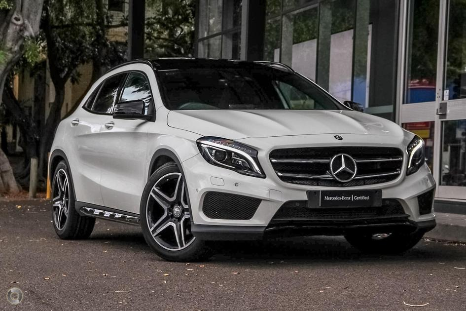 2015 Mercedes-Benz GLA 250 Wagon