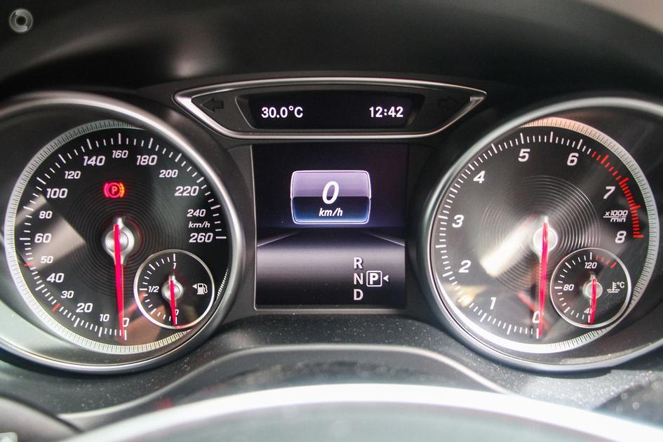 2019 Mercedes-Benz CLA 250 Shooting Brake