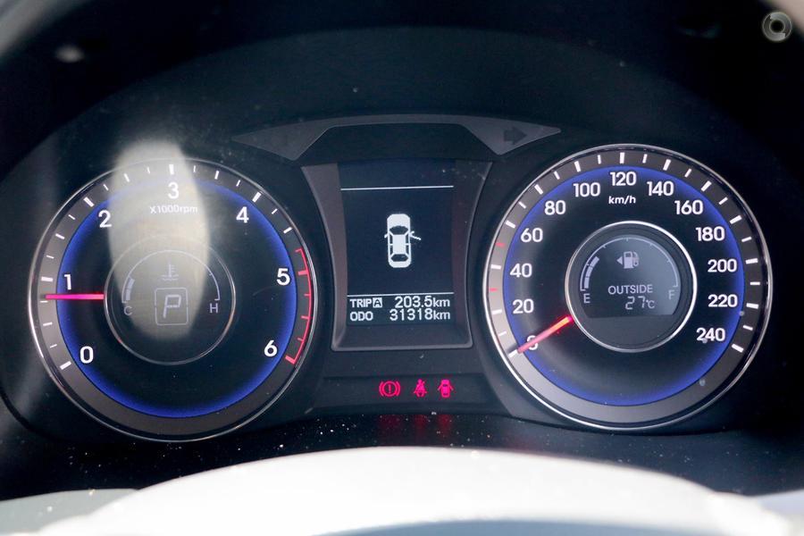 2014 Hyundai I40 Active VF2