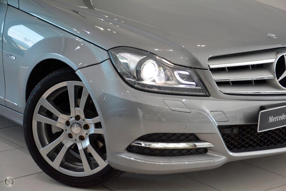 2011 Mercedes-Benz C 250 CDI BLUEEFFICIENCY AVANTGARDE Sedan