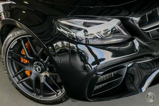 2019 Mercedes-Benz E 63 AMG S