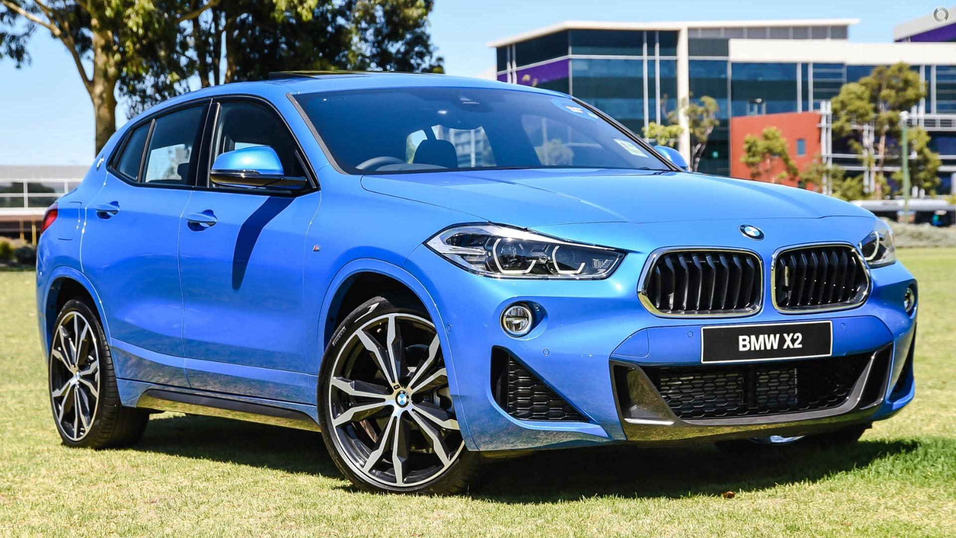 2018 BMW X2 xDrive20d M Sport - Auto Classic
