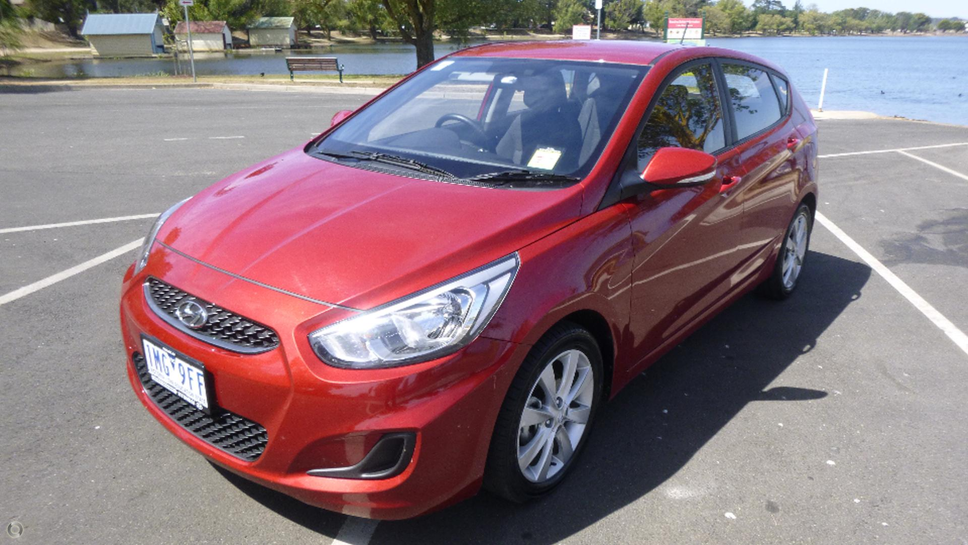 2018 Hyundai Accent RB6