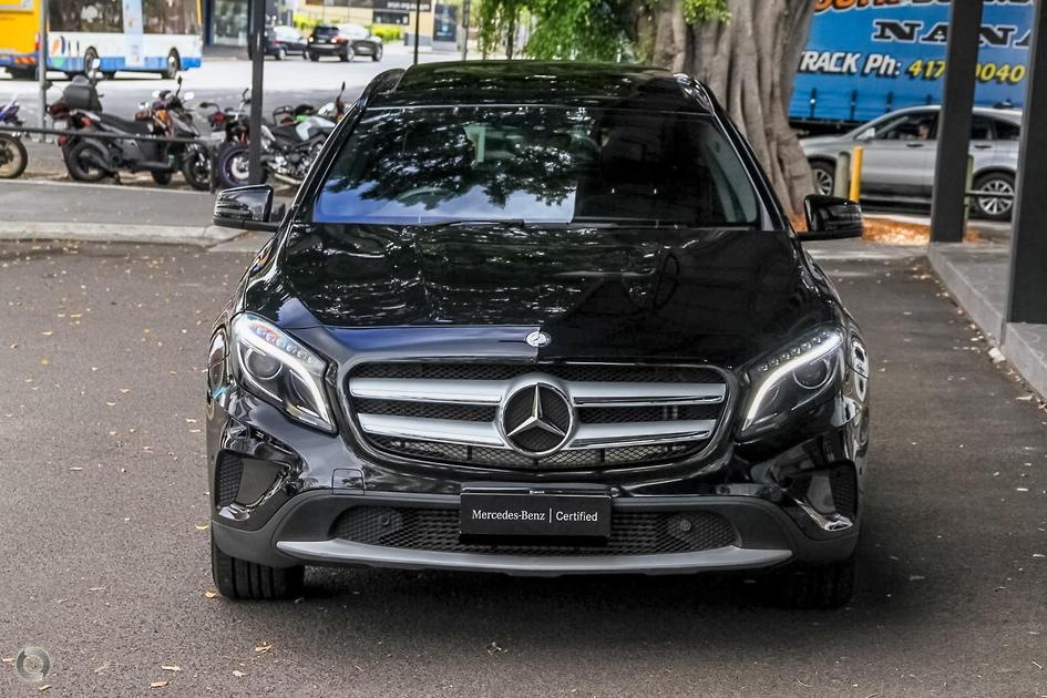 2015 Mercedes-Benz GLA 180 Wagon