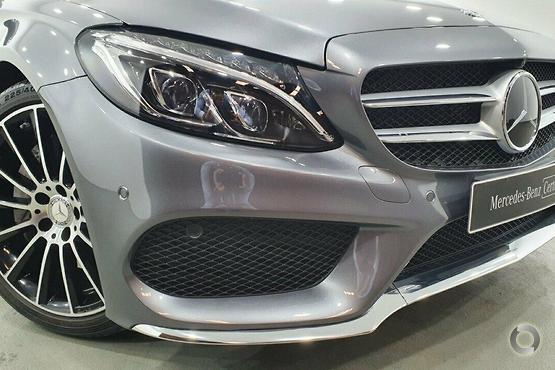 2017 Mercedes-Benz C 250