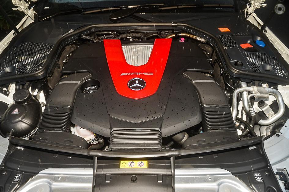2017 Mercedes-Benz C 43 Coupe