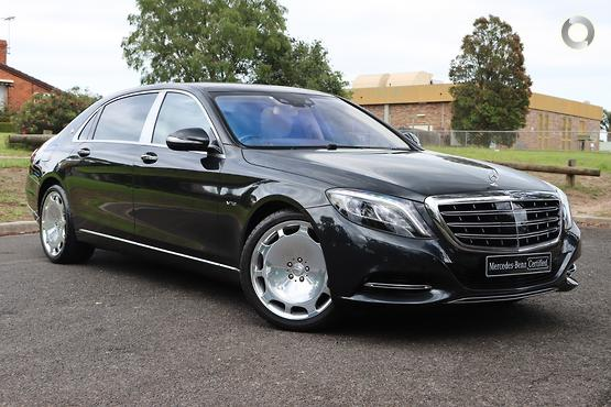 2015 Mercedes-Benz MAYBACH S 600