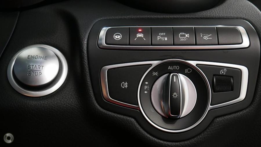 2019 Mercedes-AMG C 63 Sedan
