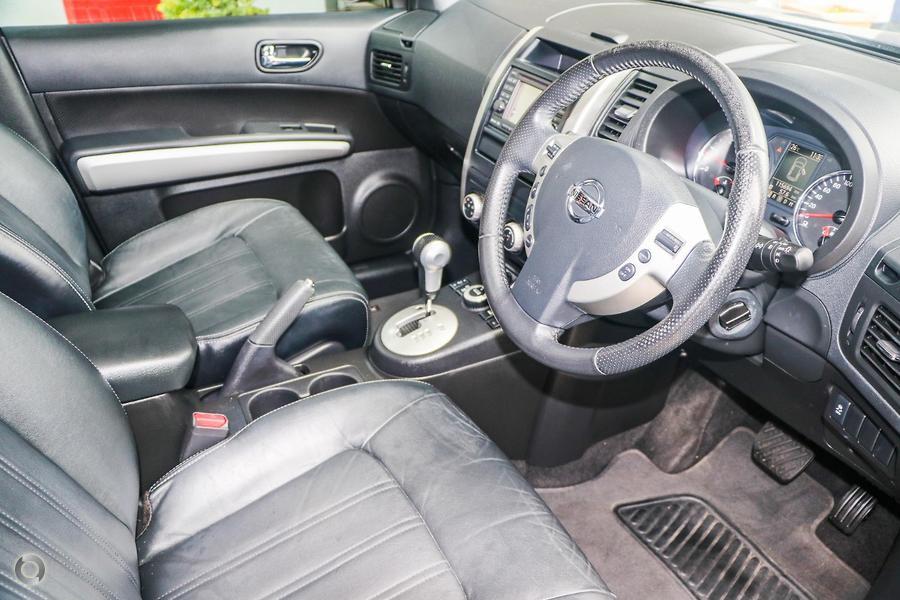 2013 Nissan X-TRAIL TL T31