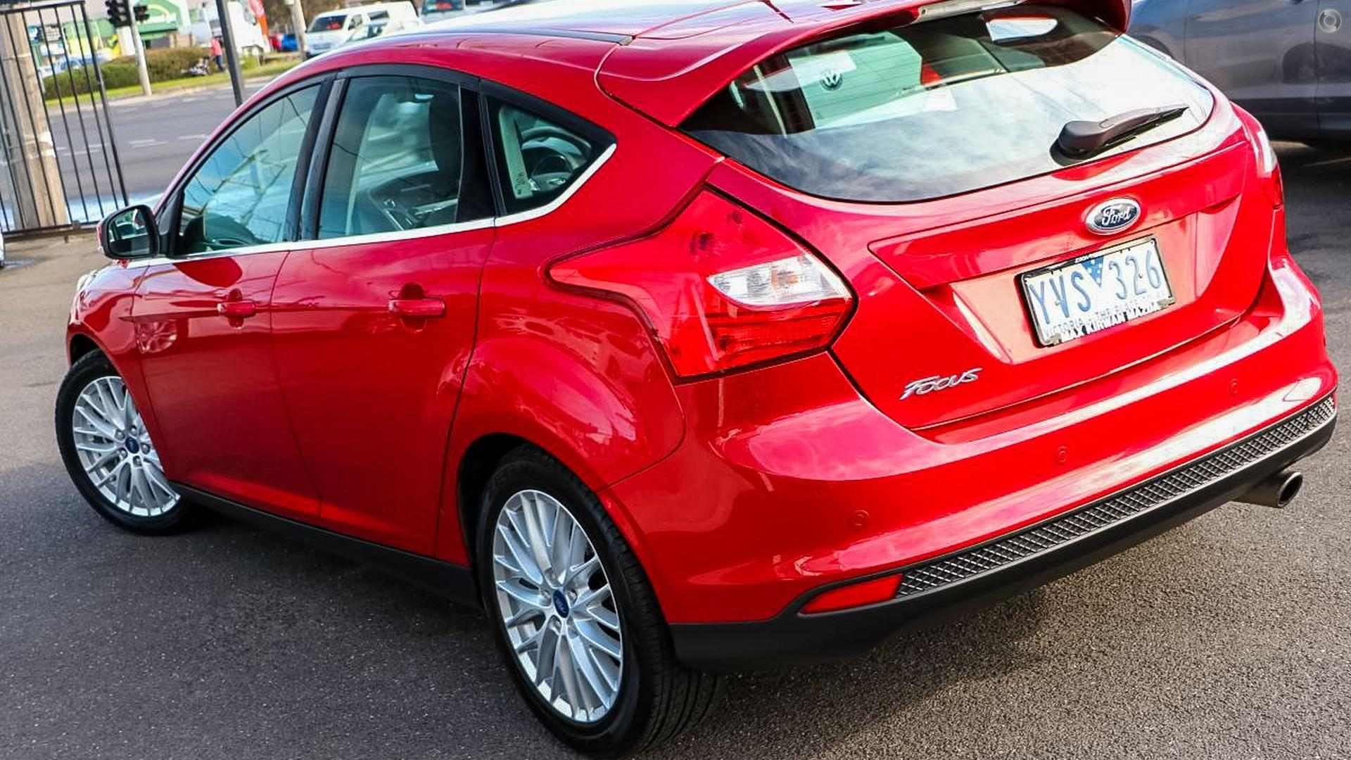 2012 Ford Focus Sport LW MKII