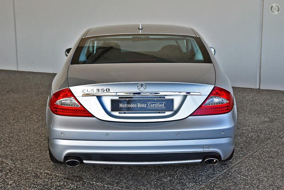 2009 Mercedes-Benz CLS 350 Coupe