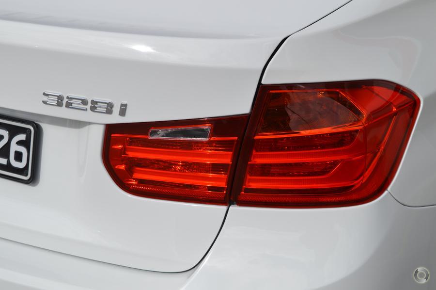 2015 BMW 328i Sport Line F30