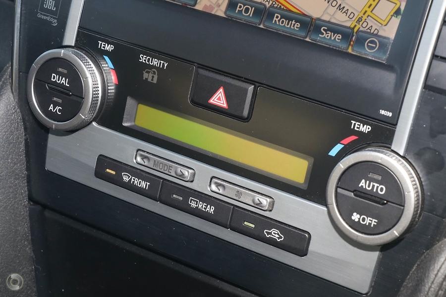 2011 Toyota Camry Atara SL ASV50R
