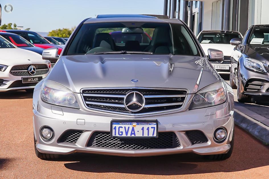 2010 Mercedes-Benz C-CLASS Sedan