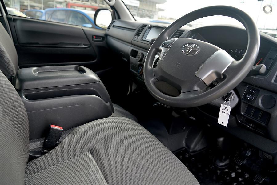2017 Toyota Hiace  TRH201R