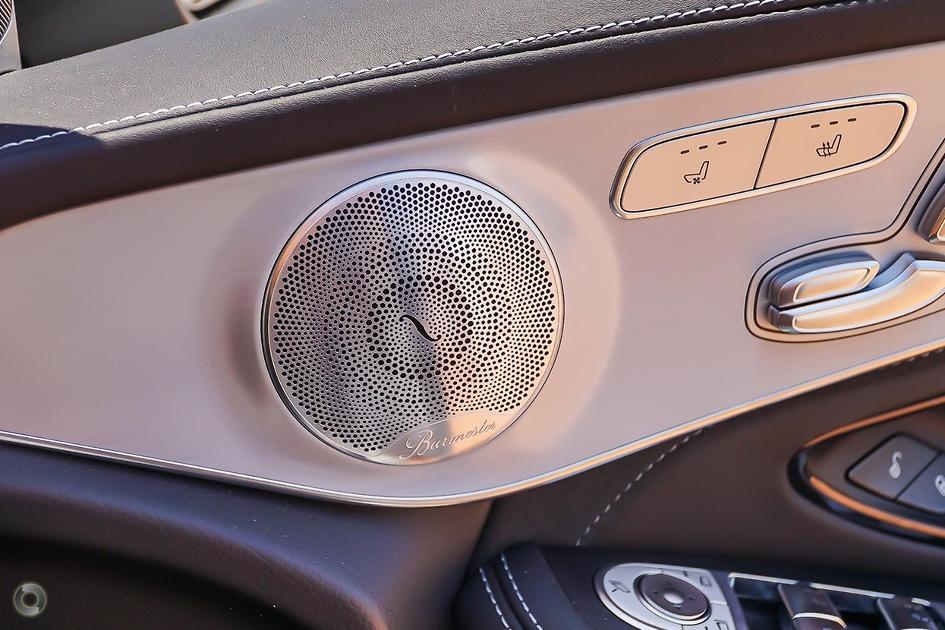 2019 Mercedes-Benz GLC 63 AMG S Wagon
