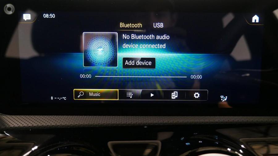 2020 Mercedes-Benz A 250 Sedan