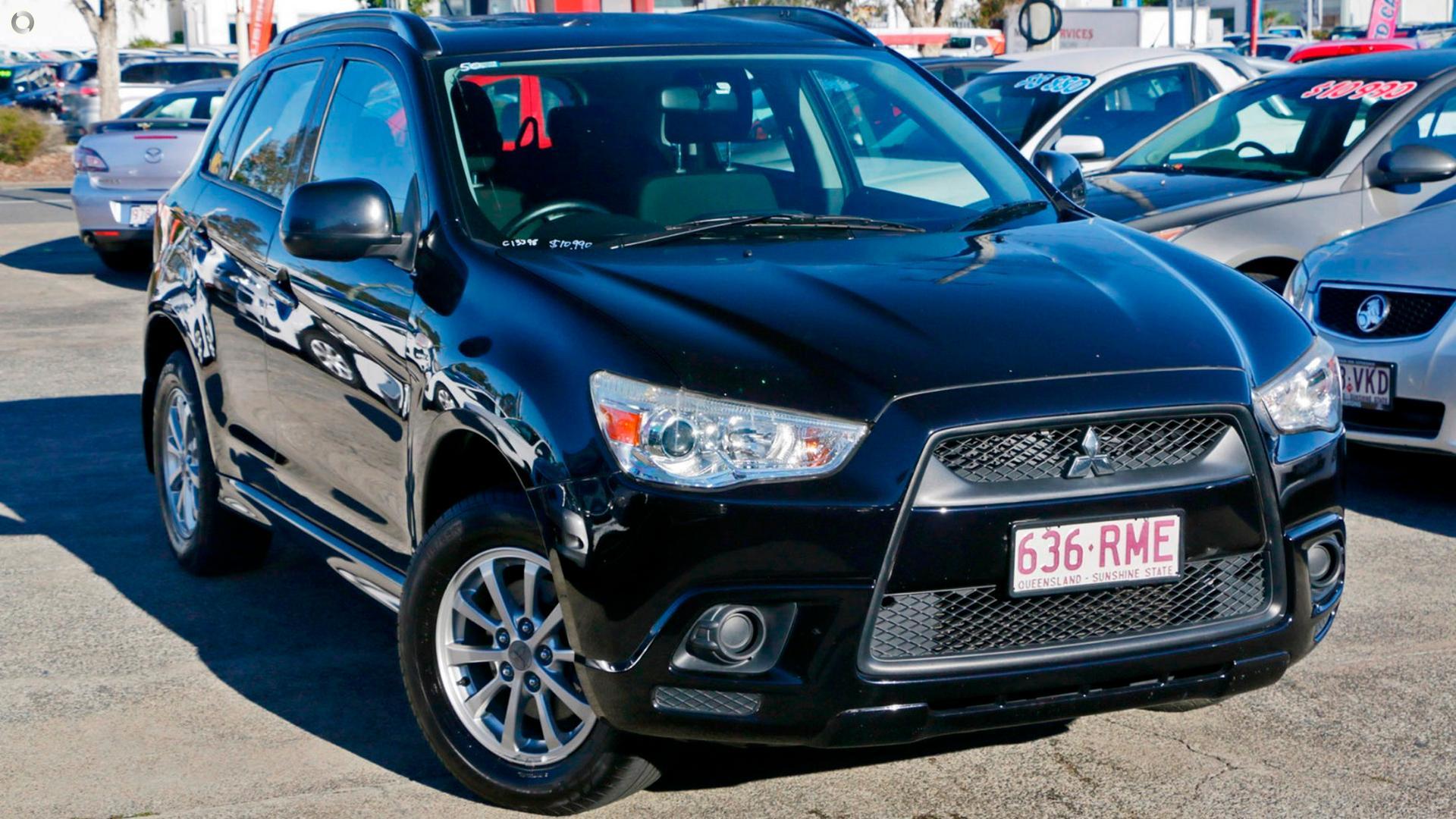 2011 Mitsubishi Asx  XA