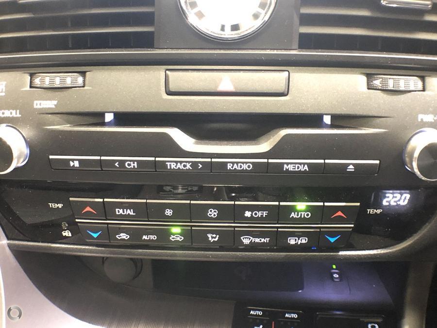 2019 Lexus Rx RX300 F Sport AGL20R