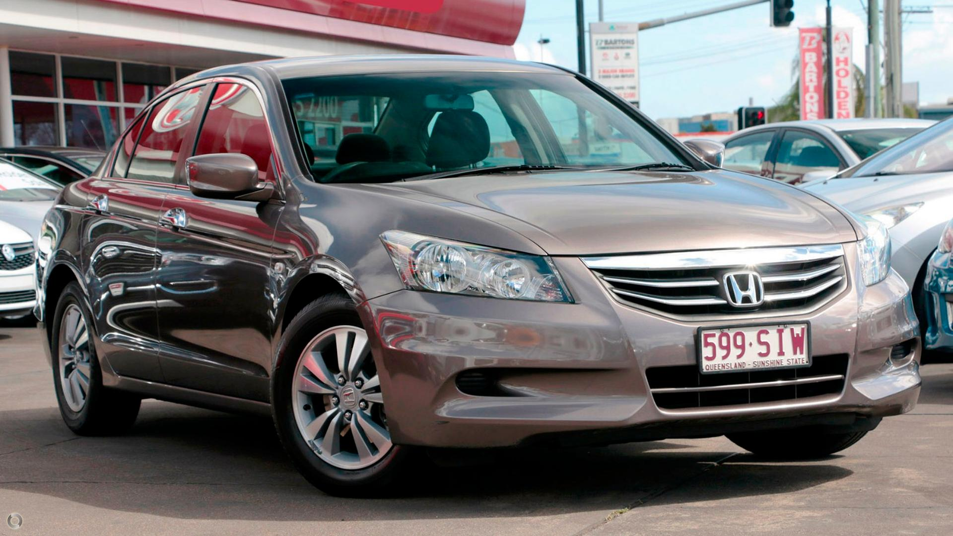 2012 Honda Accord VTi 8th Gen