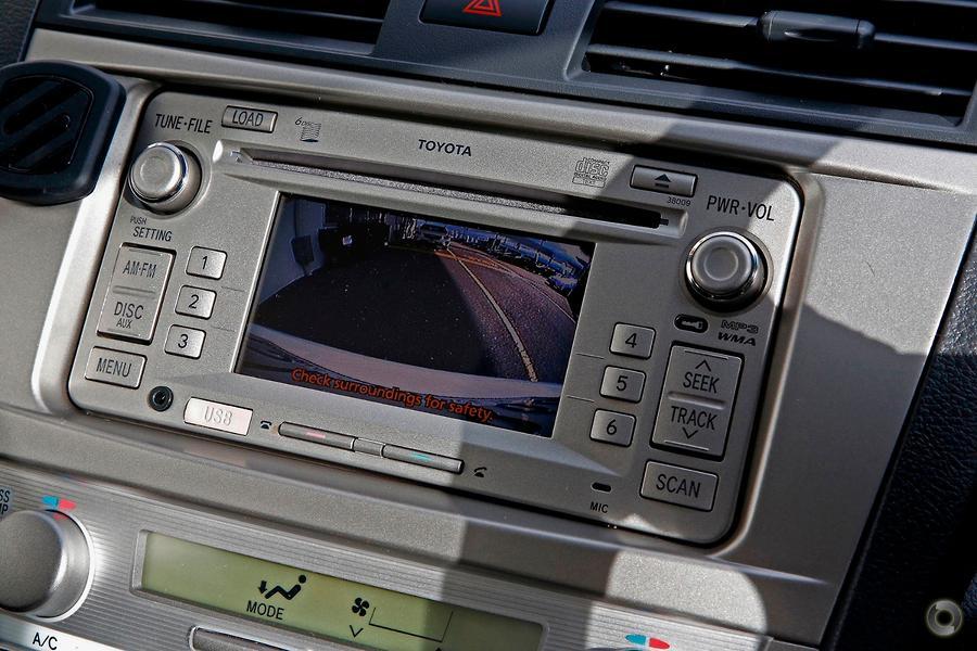 2011 Toyota Aurion Touring GSV40R