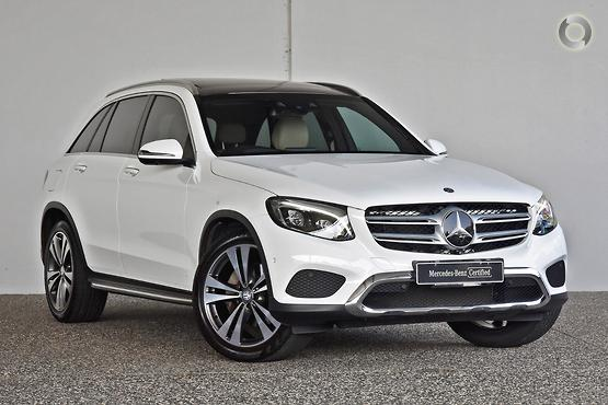 2015 Mercedes-Benz GLC 250