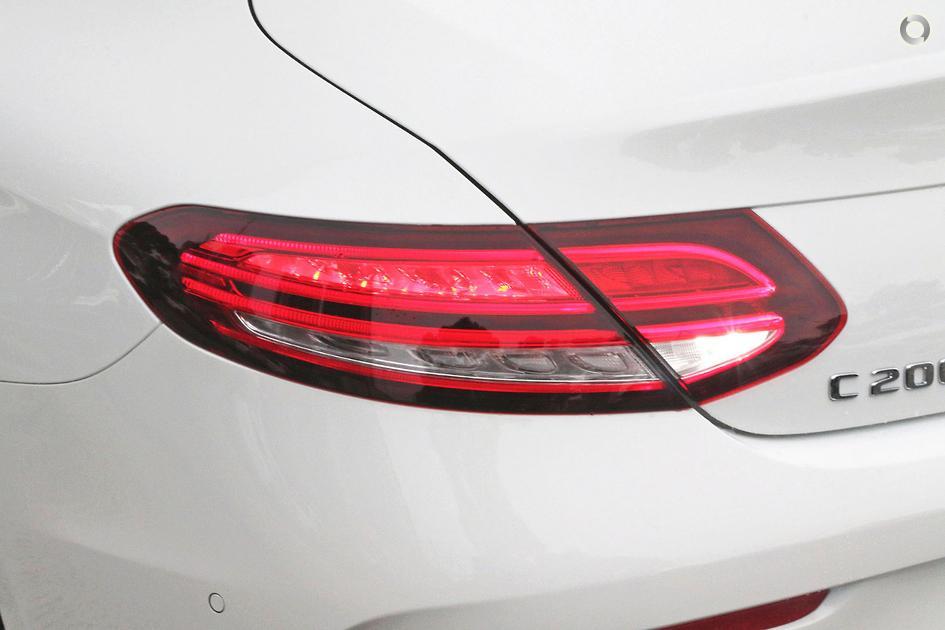 2019 Mercedes-Benz C 200 Coupe