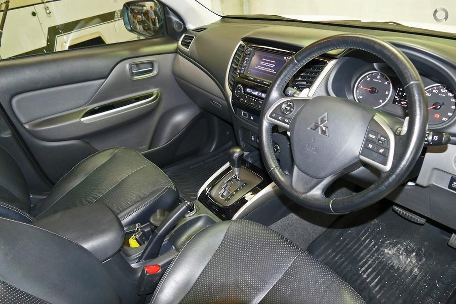 2016 Mitsubishi Triton Exceed MQ