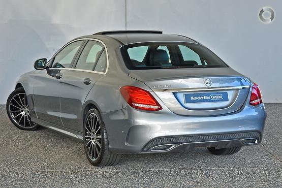 2015 Mercedes-Benz C 200
