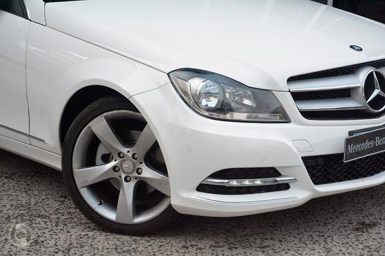 2013 Mercedes-Benz C 250 CDI