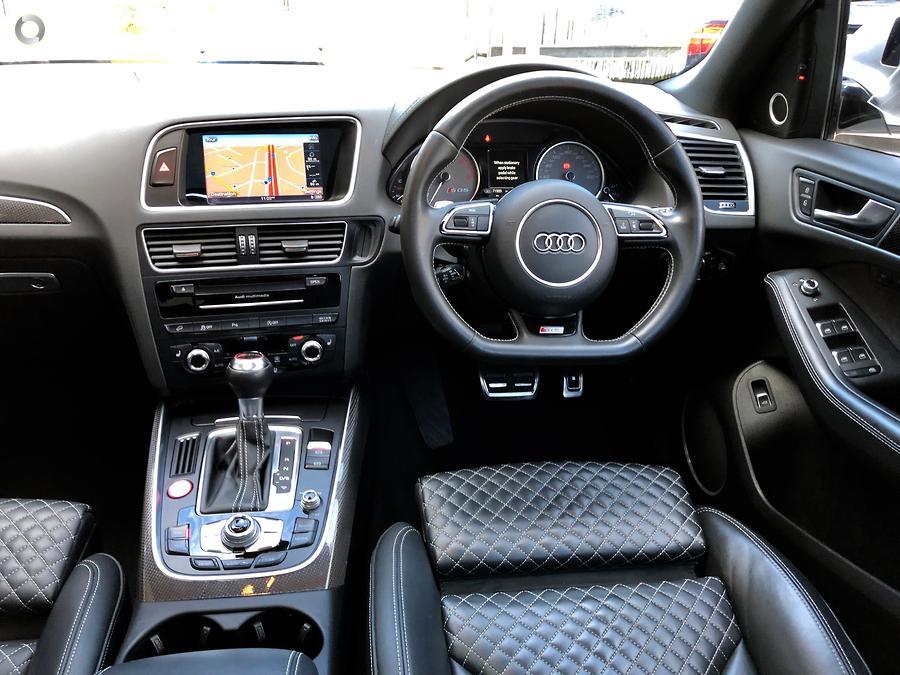 2015 Audi SQ5 TDI 8R