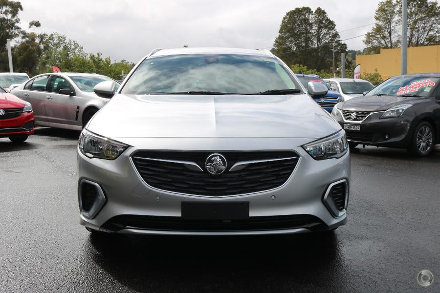 2017 Holden Commodore RS-V ZB