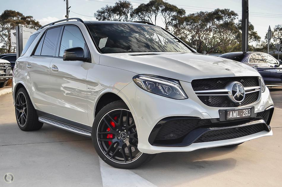 2017 Mercedes-Benz GLE 63 AMG S Wagon