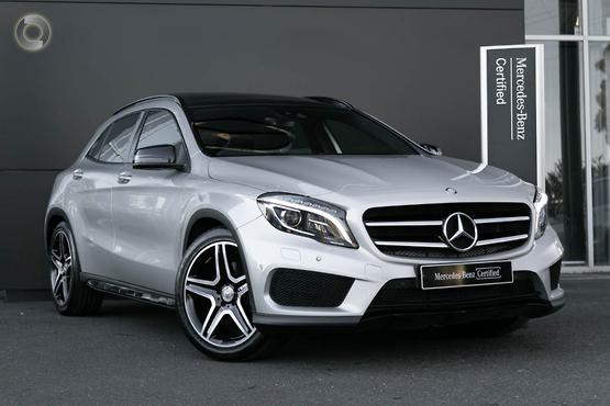 2016 Mercedes-Benz <br>GLA 250