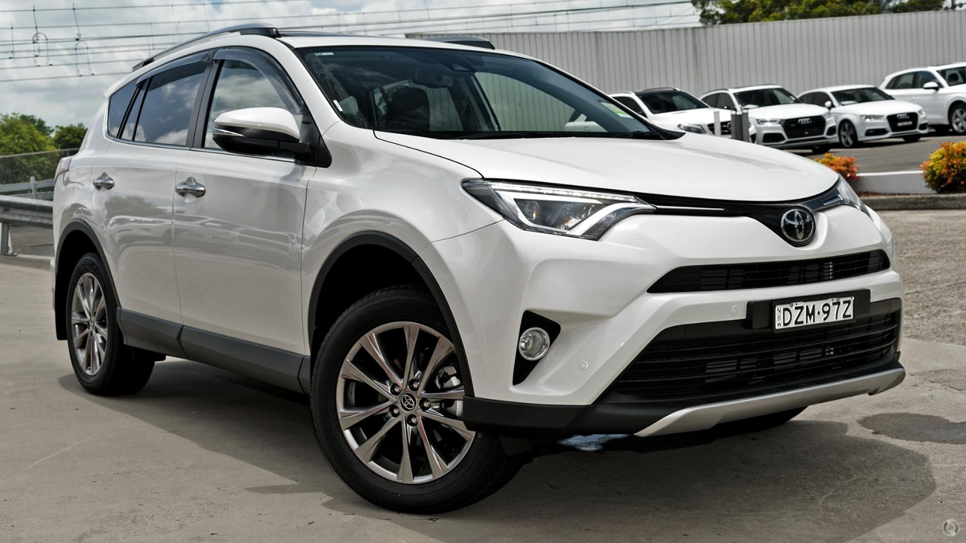 2018 Toyota RAV4 ASA44R