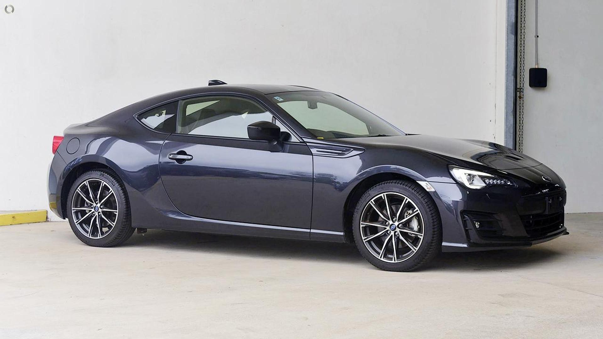2018 Subaru BRZ Premium Z1