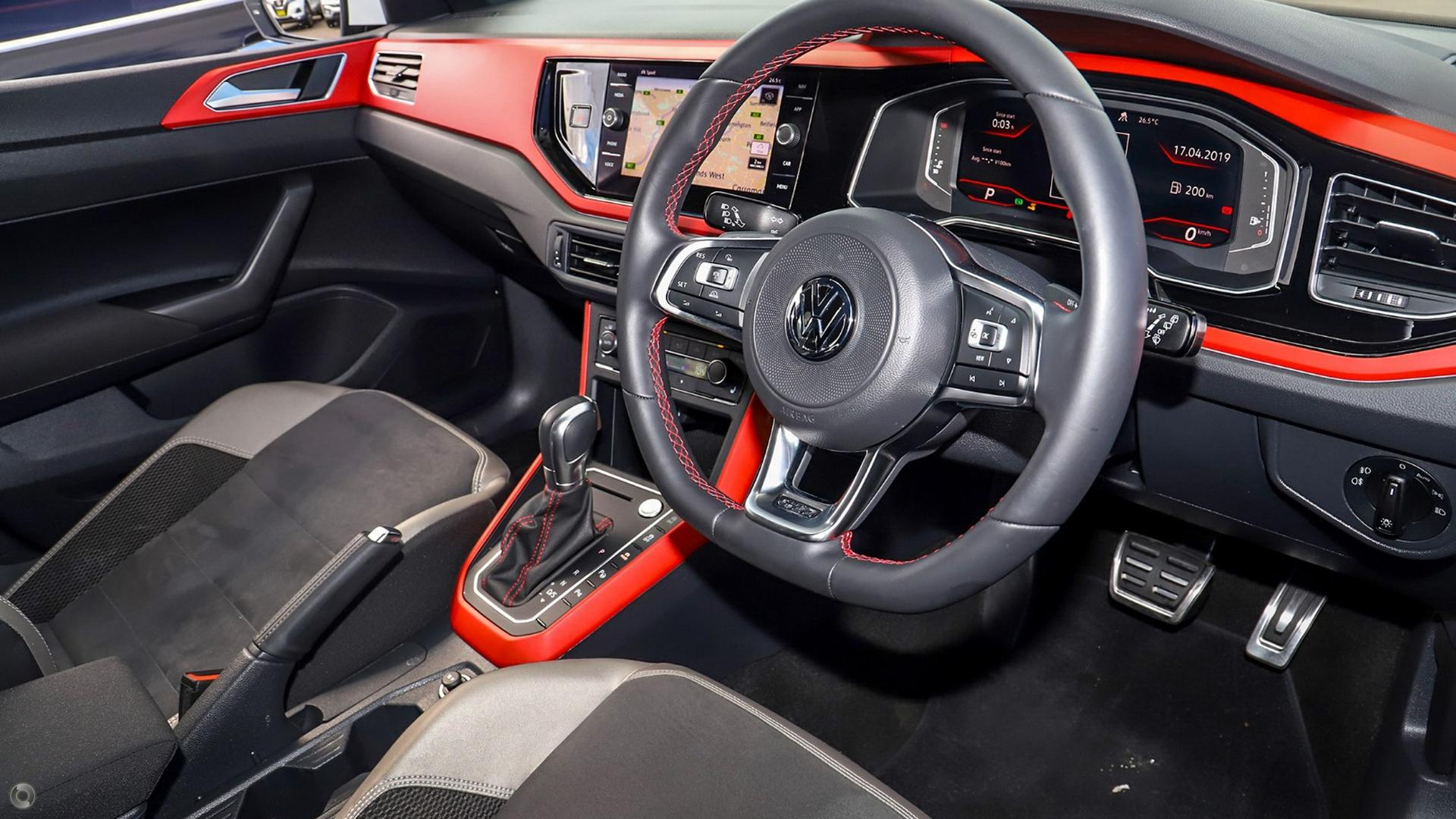 2018 Volkswagen Polo GTI AW