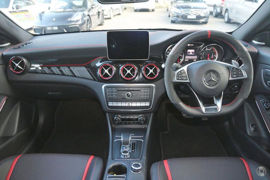2019 Mercedes-Benz CLA 45 Coupe