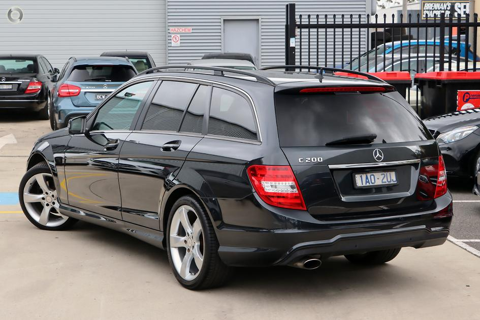 2014 Mercedes-Benz C 200 Estate