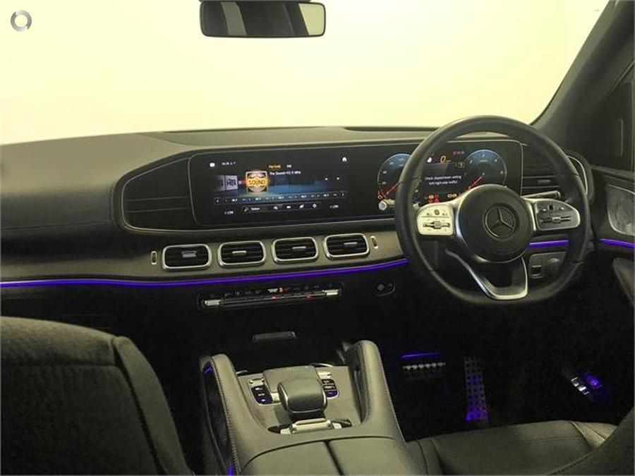 2019 Mercedes-Benz GLS 400 Wagon