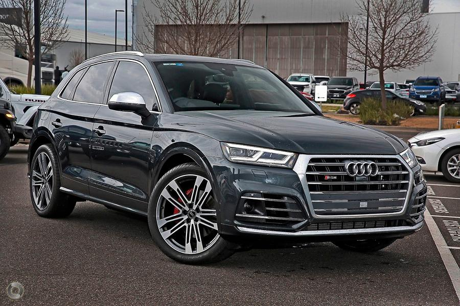 2018 Audi SQ5  FY