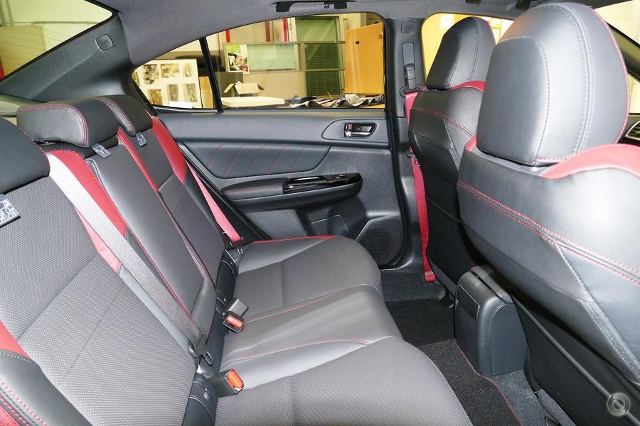 2019 Subaru Wrx STI Premium V1
