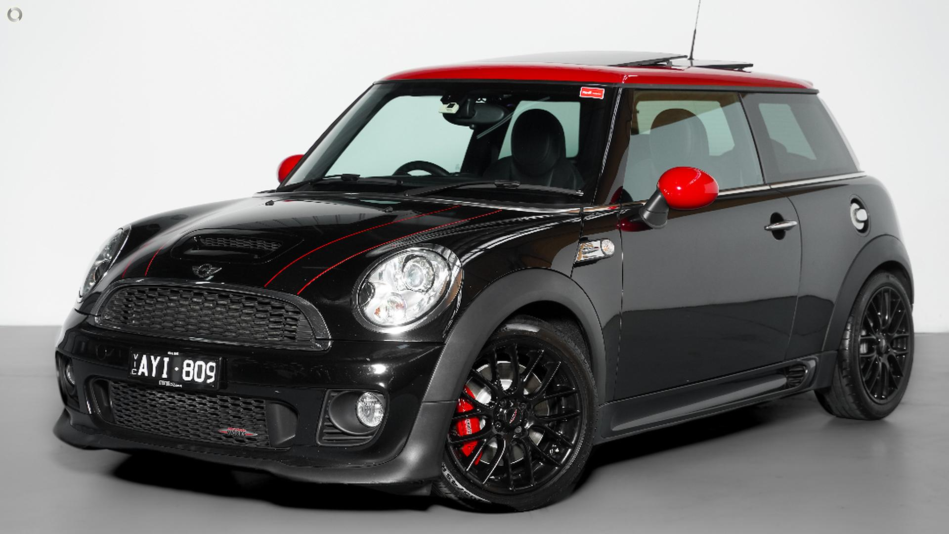 2013 MINI Hatch John Cooper Works R56 LCI