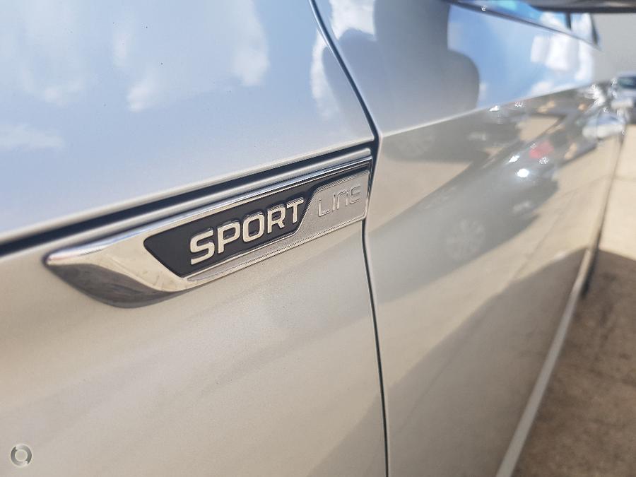 2018 ŠKODA Superb 206TSI SportLine NP